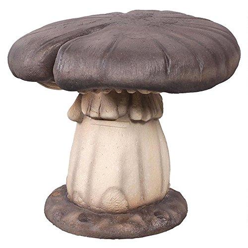 Il Gigante Tavoli Da Giardino.Design Toscano Massive Mystic Arredo Tavolo Da Giardino Fungo