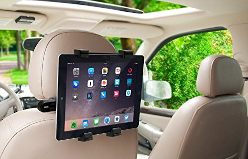 ipad car mount for headrest - 2