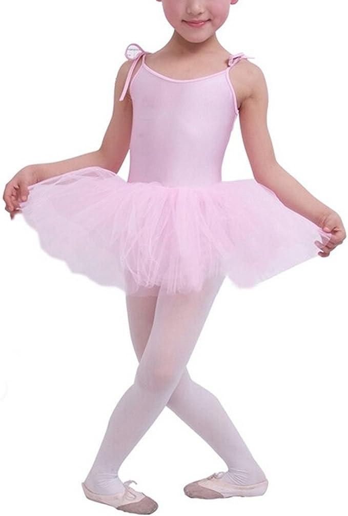 Amazon.com: Buenos Ninos - Maillot de ballet para niña: Clothing