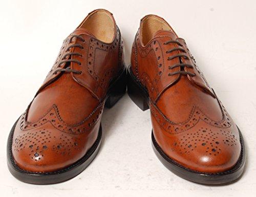 ... Antica Calzoleria Campana Schuh | Mod. 595 | Kalbsleder | Vollbrogue | braun  oder schwarz