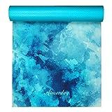 Longer /& Wider NEBULA Yoga MatPremium Quality 2in1 Strap Eco Friendly