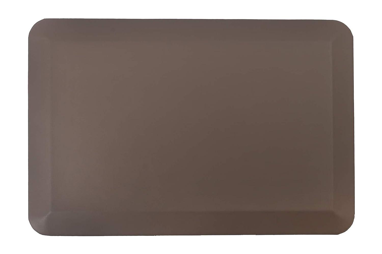 gelenkschonend REACH konform Arbeitsplatzmatte f/ür Steharbeitspl/ätze Anti Erm/üdungsmatte Extreme Braun, 51x76cm viele Farben und Gr/ö/ßen
