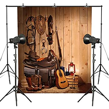 amazoncom mueeu 5x7ft cowboy photography backdrops