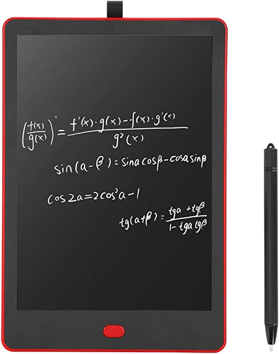 手書きボード、LED/LCD両面手書きボード調整可能な色温度デジタルライティングドローインググラフィティタブレット子供用耐久性