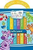 Baby Einstein 12 Board Book Block Set (Baby Einstein: My First Library)