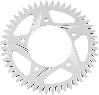product image for Vortex Aluminum Rear Sprocket (420 / 33T) (Silver) Compatible with 14-19 Honda Grom