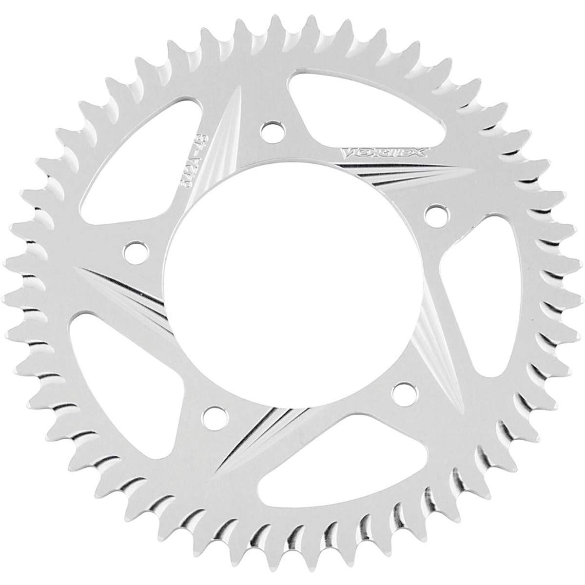 Vortex 775A-42 Silver 42-Tooth Rear Sprocket