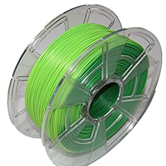 Fácil luz 1,75 mm PLA 3d filamento impresión 2.2lb, cambio de ...
