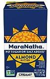 Maranatha No Stir No Sugar or Salt Added Almond Butter Packets, 1.15 Ounce (10 Count)