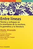 img - for The Entre Lineas (Spanish Edition) book / textbook / text book