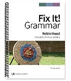 Fix It! Grammar: Robin Hood [Teacher