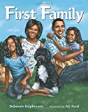 First Family, Deborah Hopkinson, 0061896802