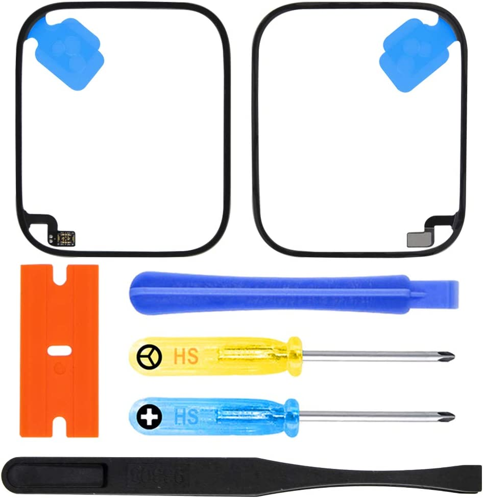 MMOBIEL Force Touch Sensor Adhesive Repair Kit incl. Connector Compatible with Apple Watch Series 4 40mm GPS and GPS + Cellular Edition
