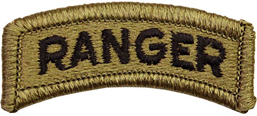 Ranger Tab Scorpion / OCP Patch With Hook Fastener