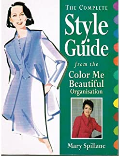 the complete style guide from the color me beautiful organisation - Color Me Beautiful Book