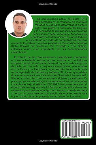 Conociendo las Comunicaciones Inalambricas wifi 2.4 Ghz y su Aplicabilidad (Spanish Edition): Ramon Buonaffina Fuentes: 9781537301167: Amazon.com: Books