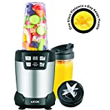 Aicok Blender, Smoothies Blender, 1200 Watt Professional Blender...