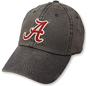 promo code dc69a 9c10d Top of the World NCAA Men s Hat Adjustable Dispatch Charcoal Icon