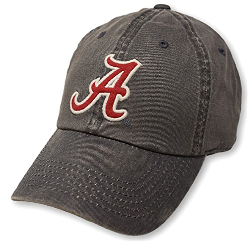 the best attitude 1f4a8 c83a5 Top of the World Alabama Crimson Tide Men s Hat Icon, Charcoal, Adjustable