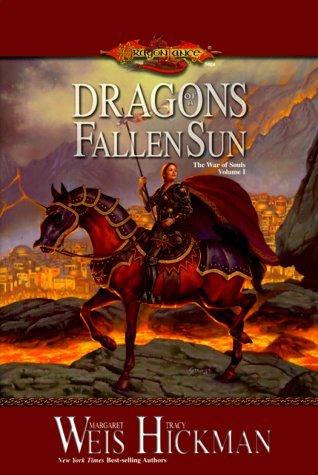 Read Online Dragons of a Fallen Sun (Dragonlance: The War of Souls, Volume I) by Margaret Weis (2000-03-01) PDF