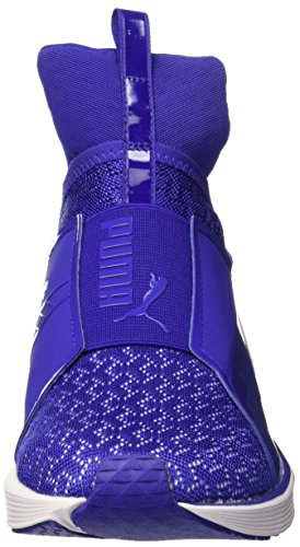 Blue Eng Royal De bianco Puma Femme Fitness Chaussures Fierce TwH7xH