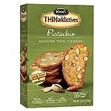 Nonni's THINaddictives, Thin Cookies, Pistachio