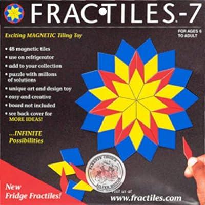 Fractiles Fridge: Toys & Games