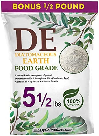 EasyGo Products Diatomaceous Earth Natural product image