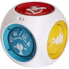 At one point or another, every parent has experienced a particularly loud and headache-inducing toddler toy. But believe it or not, there are toys that make beautiful music too. Perfect for all ages, the award-winning, newly redesigned Mozart...