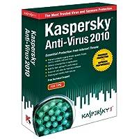 Kaspersky Antivirus 2010 1-usuario [VERSIÓN ANTIGUA]