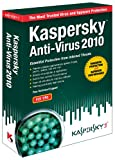 Kaspersky Antivirus 2010 1-User [OLD VERSION]