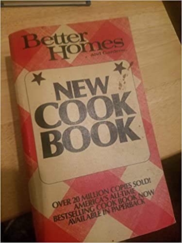 Better Homes and Gardens New Cookbook: Meredith Corp.: 9780553148664: Amazon.com: Books