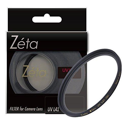 Kenko 49mm Zeta L41 UV ZR-Coated Slim Frame Camera Lens Filters