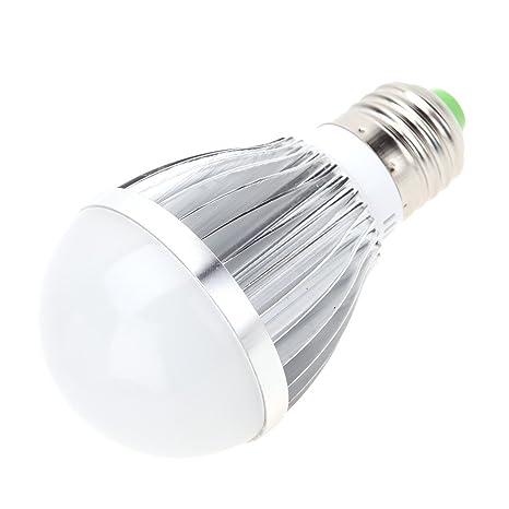 E27 con sensor de movimiento-SODIAL (R) Bombilla LED ...