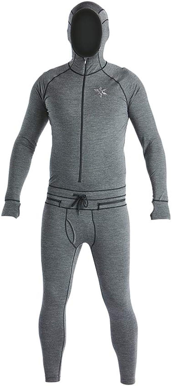 AIRBLASTER Merino Ninja Suit Hooded Outdoor One Piece Base Layer