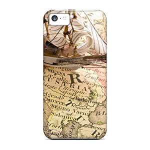 High Quality Shock Absorbing Cases For Iphone 5c-conquer