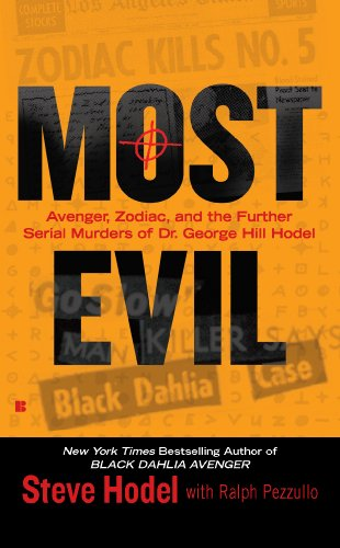Amazon most evil avenger zodiac and the further serial most evil avenger zodiac and the further serial murders of dr george fandeluxe Choice Image