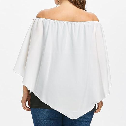 Amazon.com: ¡venta caliente.Verano para Mujer plus tamaño ...
