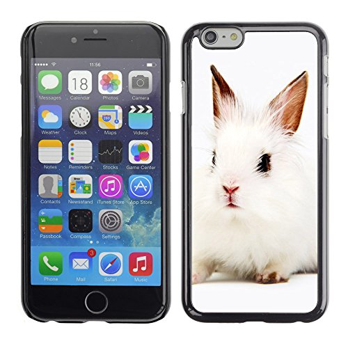 "Premio Sottile Slim Cassa Custodia Case Cover Shell // V00003982 lapin blanc 2 // Apple iPhone 6 6S 6G 4.7"""