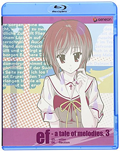 ef - a tale of melodies. 3 [Blu-ray]