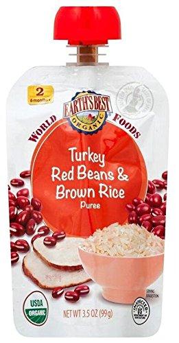 Earths Best 2nd Foods World