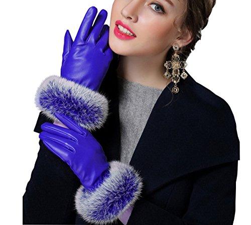 Guantes de piel Winter sint Gloves Ahatech Warm qBUxznp