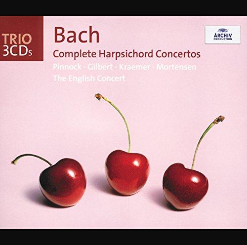Bach: The Harpsichord Concertos (3 (Harpsichord Music)