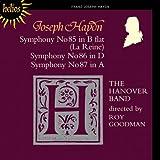 Haydn: Symphonies Nos.85-87