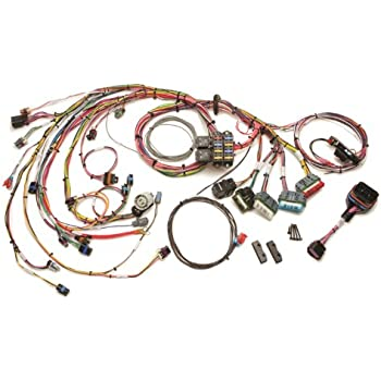 tbi fuel injection wiring harness painless 60101 gm wiring diagram  amazon com painless 60103 tpi harness (map, std length, 1990 1992 tbi fuel injection wiring harness painless 60101 gm