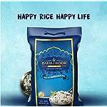 DARIA-I-NOOR 1121 Basmati Rice (Long Grain, Steam) (5 kg)