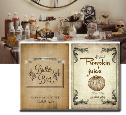 photo relating to Free Printable Halloween Poison Bottle Labels identified as 12 Harry Potter Basic Apothecary Encouraged Birthday Get together Halloween Sticker Labels 2 clutter, Wine, H2o bottle potion Reward 12 Free of charge Harry Potter