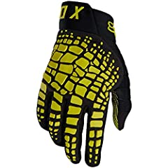 The 360 glove is unparalleled in fit, dexterity, and handlebar control. By incorporating advanced materials and innovative technology, the glove brings a whole new level of connection. Features: Stretch Cordura ripstop construction. Fully art...