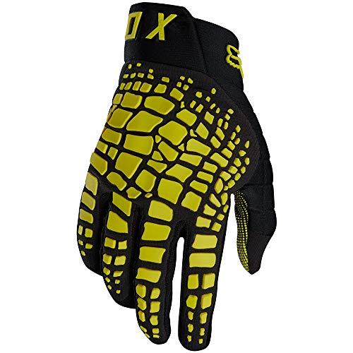Fox Racing 2018 360 Grav Gloves-Dark Yellow-S ()