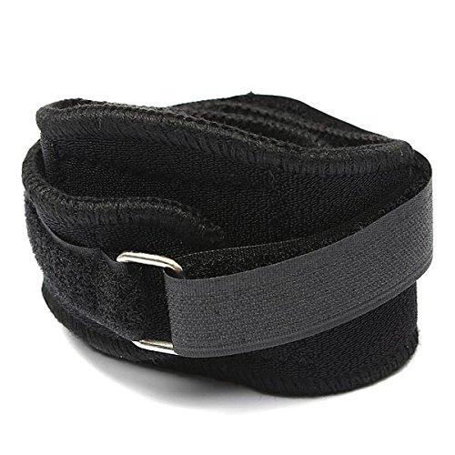 Tutoy Sports Gym Genou Rotule Soutien Protecteur-Noir